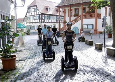 Segway-Touren Bad Dürkheim