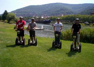 Segway-Touren Heidelberg