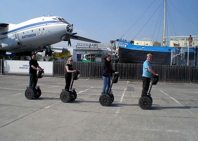 Segway-Touren Speyer